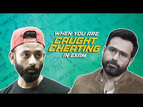 BYN : When You Are Caught Cheating In Exam Feat. Emraan Hashmi Mp3