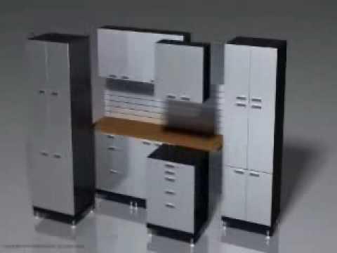 High Quality Hercke   Steel Modular Cabinet System