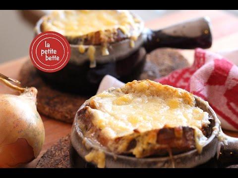 Soupe l 39 oignon gratin e la fran aise tuto cuisine - Cuisine a la francaise ...