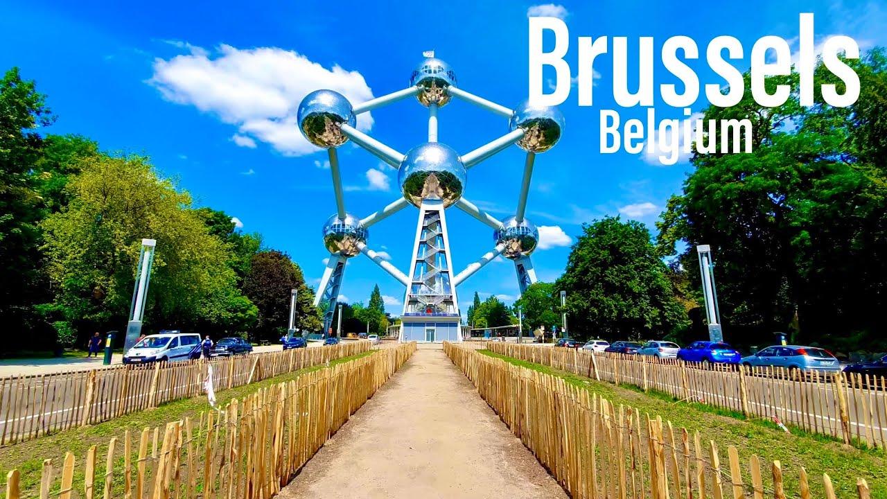 Brussels, Belgium - 4K-HDR - 2021 - Walking Tour - Tourister Tours