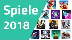 Die besten Spiele Apps 2018 für Android & iPhone