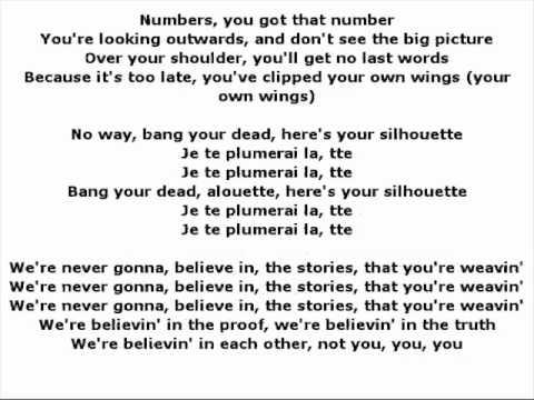 Mark Ronson & The Business Intl - Bang Bang Bang [with Lyrics] HQ
