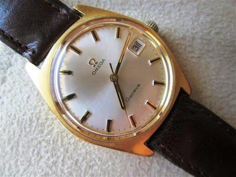 Vintage Omega Geneve 613