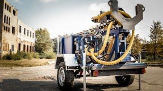 бурение скважин на воду малогабаритными установками(Буровые установки:http://drilling.b2b-union.ru/?ident=3312 Мы производим буровые установки любой сложности по индивидуально..., 2015-08-12T18:16:37.000Z)