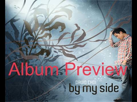 David Choi By My Side Album Preview
