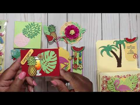 LOADED POCKET SWAP REVEAL - GROUP 4 {TROPICAL}