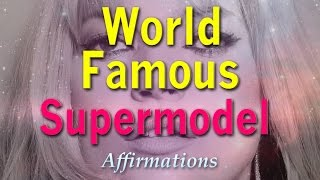 Download lagu World Famous Supermodel - Affirmations for Supermodel Superstardom