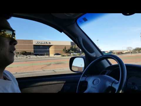 Video 18 - El Paso TX city view and Traffic