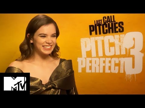Hailee Steinfeld Wants To Play Batgirl | MTV Movies