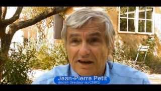 Jean Pierre Petit répond au sujet de