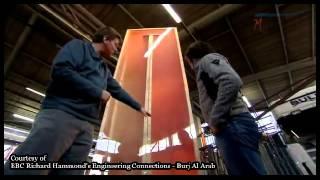 Pressure Conditioner in Burj Al Arab Bulding