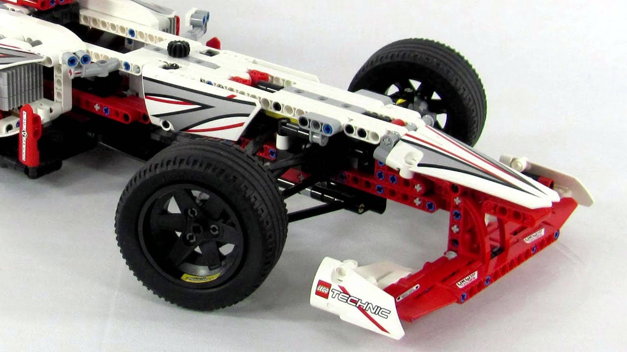 lego technic toys 42000 grand prix racer toy review youtube. Black Bedroom Furniture Sets. Home Design Ideas