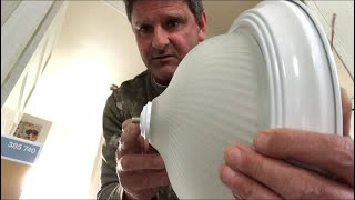 How to Install Flush Mount Ceiling Light Fixture