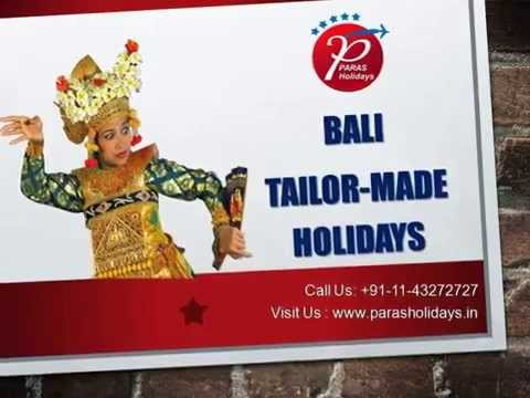 Bali Holiday Packages from Delhi India