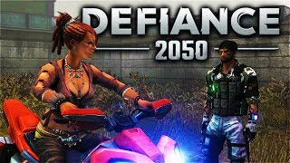 Is Defiance 2050 any good? - New Open World Free to Play MMO Shooter - First 30 Minutes of Gameplay