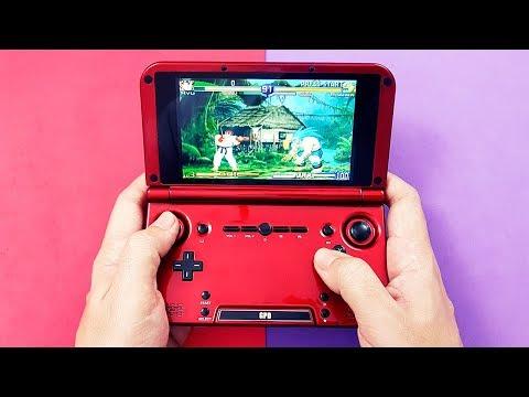 GPD XD GAME UM INCRÍVEL EMULADOR PORTÁTIL QUE RODA PSP,  PLAYSTATION, N64, ARCADE, ETC | ANDROID4ALL