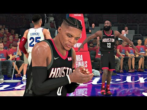 nba-2k20-gameplay---houston-rockets-vs-philadelphia-76ers-game-7-nba-finals-–-nba-2k20-ps4