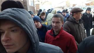 Незаконный Рейдерский захват завода КЗМИ в Казани