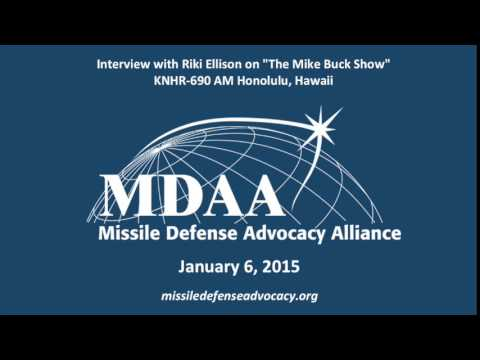 "January 6, 2015 Interview with Riki Ellison on the ""Mike Buck Show"""