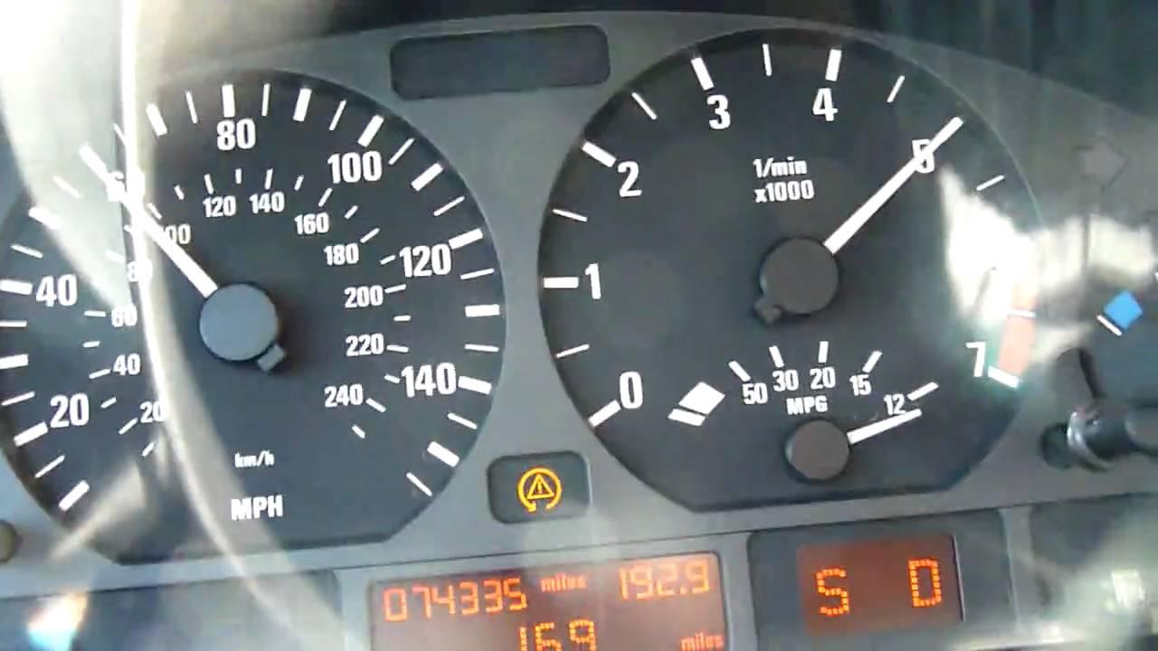 2003 bmw 325xi 0 60