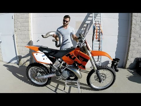 How to buy used dirt bike from Craigslist - part1