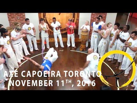 Friday Roda | Axe Capoeira Toronto (2016)