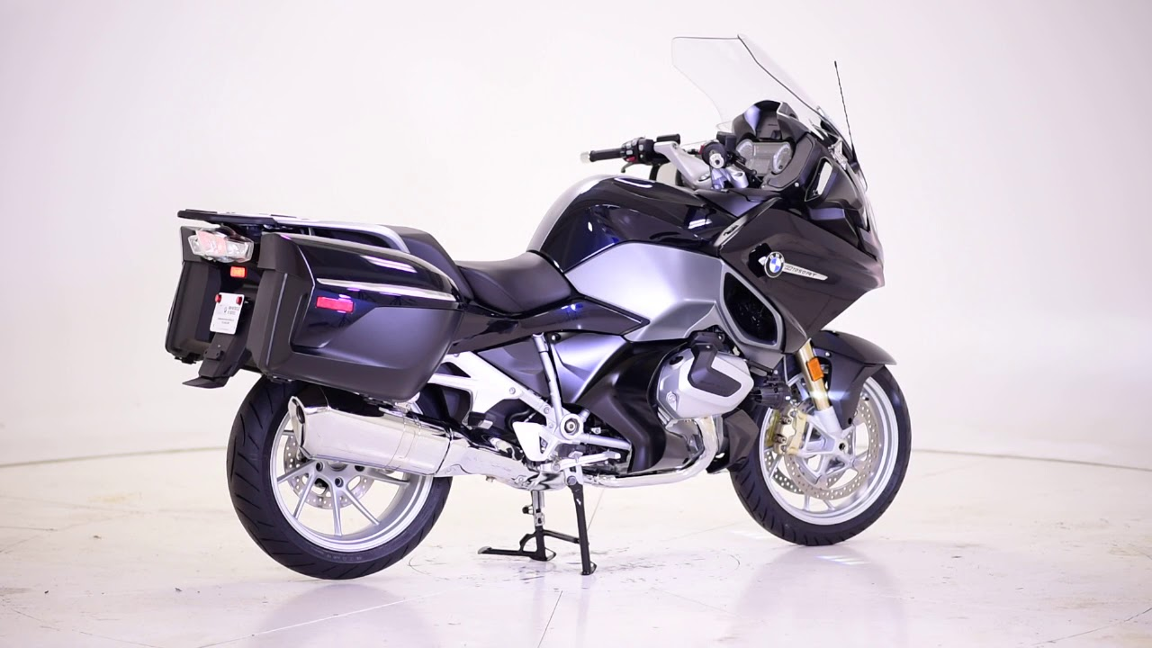 d249a74f0de2 2019 BMW R 1250 RT Carbon Black Metallic - YouTube
