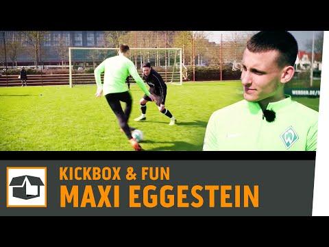 1-gegen-1 Challenge vs. Maximilian Eggestein | SV Werder Bremen | Fun-Challenge | Kickbox