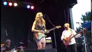 ANA POPOVIC - Blues for Miss Pauline - Little Bear Rib Fest 8-23-13