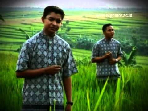 Video Clip Ansyada Gontor - Sahabat Bila - Cipt. Khairul Anwar