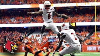 Sports World Reacts To Lamar Jackson's Record Setting Performance