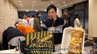 Behind the Scenes with Epic Meal Time & Final Fantasy XV