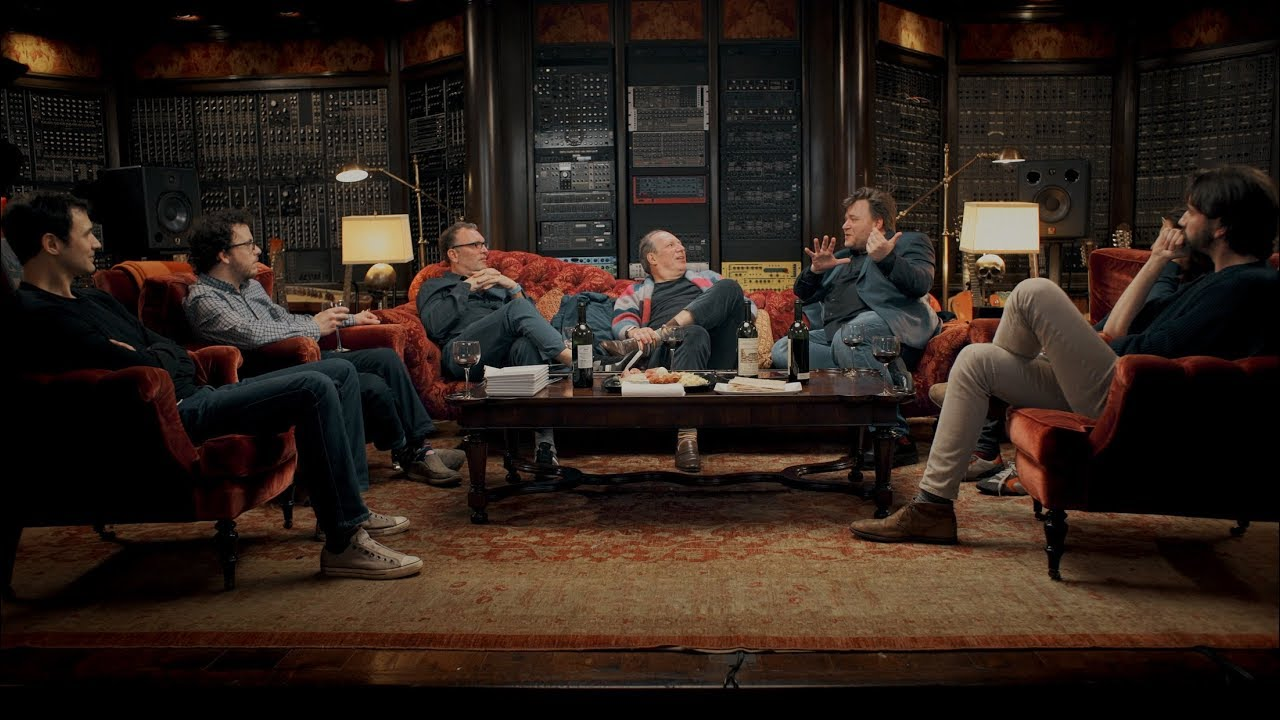 The Hans Zimmer Composer Round Table