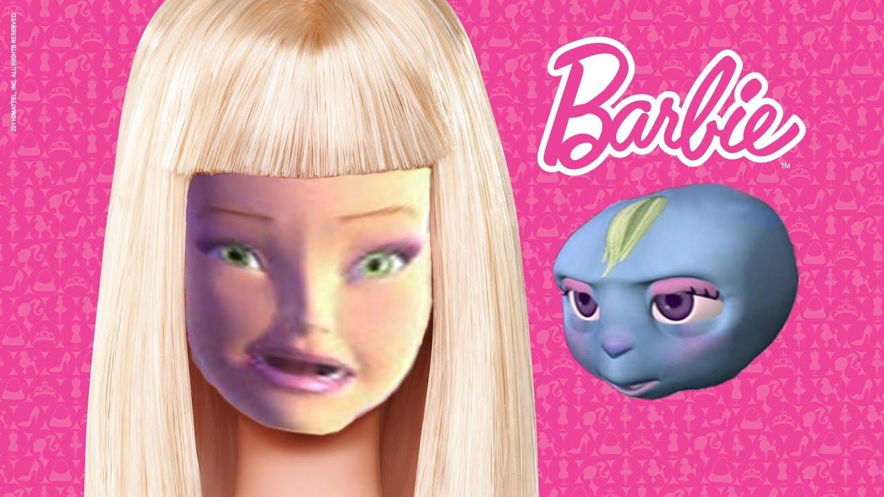 Fette Barbie