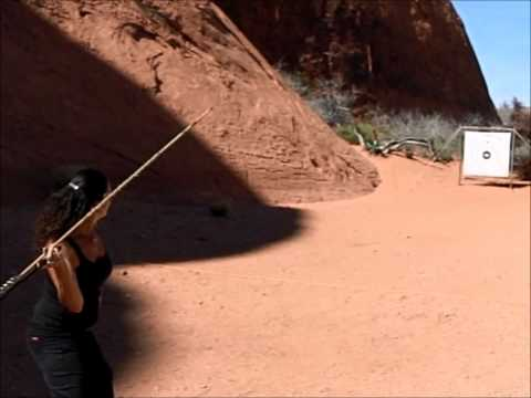Valley of Fire atlatl event 2014
