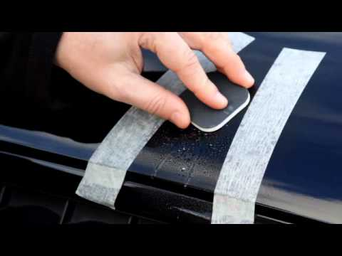 8 Steps To Spray Paint Car  Car Resprays Respraying Touch