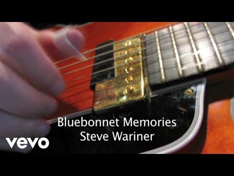 Steve Wariner - Bluebonnet Memories (Lyric Video)