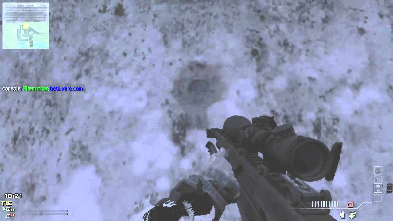 Call Of Duty MW3 Gun Review And Stats (Barrett 50 Cal )