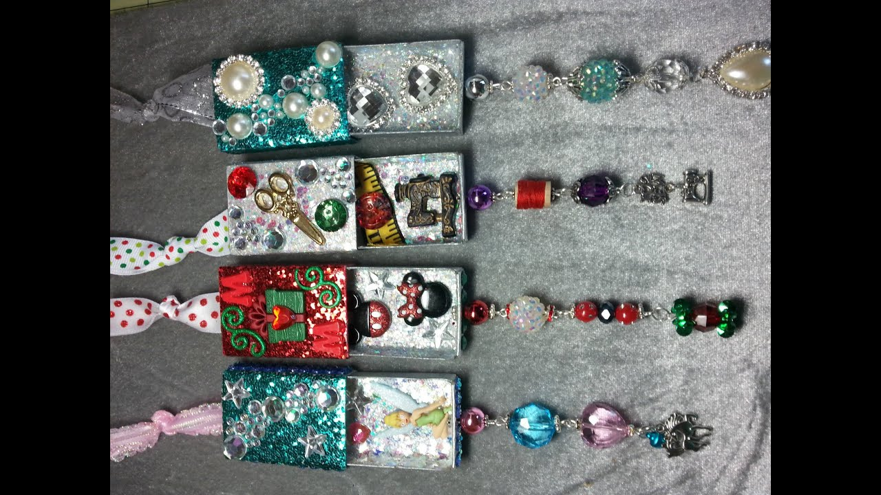 Christmas Tree Bird Ornaments