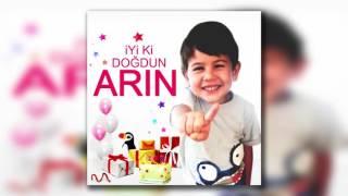 Sinem  Mustafa Ceceli - İyi ki Doğdun Arın