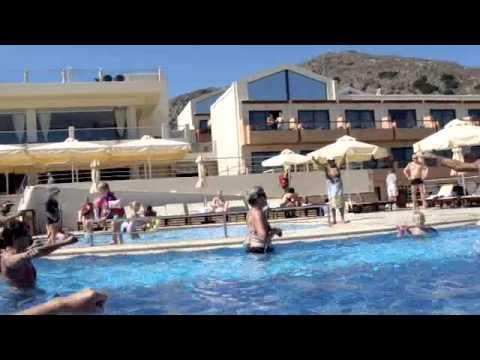 Kiani Beach Resort Chania Crete