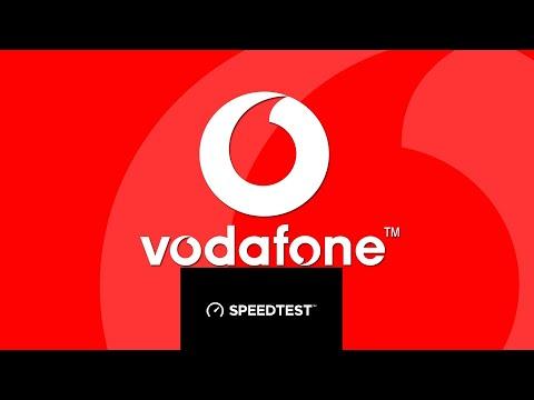 SpeedTest Vodafone 4G+ 3CA eNb: 68076