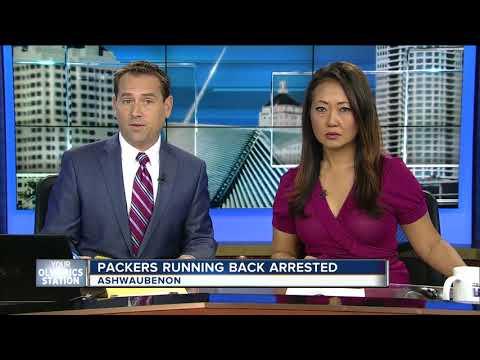 Report: Packers rookie running back Aaron Jones facing marijuana-related charge