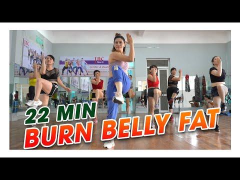 Morning Routine to Burn Belly Fat | 22 MIN Beginner Friendly Standing Workout | Zumba Class