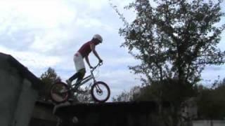 Perrine Devahive: Trial bike: I Love Trial Bike For Girls