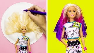25 COOL BARBIE IDEAS
