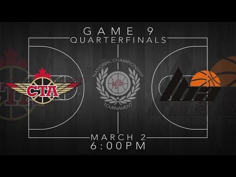 CANADA TOPFLIGHT ACADEMY vs LONDON BASKETBALL ACADEMY