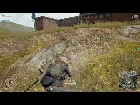 PUBG - Chicken Dinner - Squad TPP N.A. with Mulla & Koyah