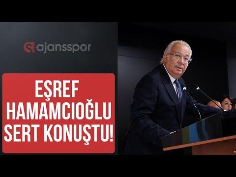 Eşref Hamamcıoğlu: \