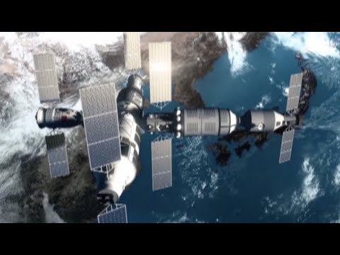 Tianhe-1 - China's next space station